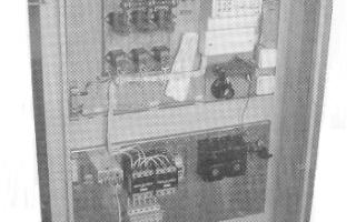 Шкафы управления освещением «спектр»