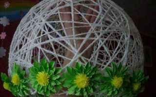 Как сделать абажур своими руками: простота и красота
