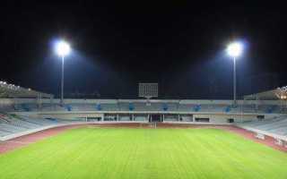 Освещение спортивных площадок: особенности выбора светильников
