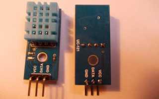 Микроконтроллер выполняет роль вольтметра