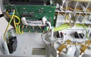 Розетка с терморегулятором для подключения обогревателя