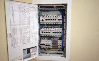 Самостоятельная сборка вводного электрощита для квартиры