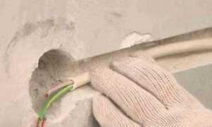 Урок 12. электрическая проводка в ванной своими руками