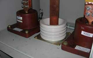 Устройство резервирования при отказе выключателя (уров)