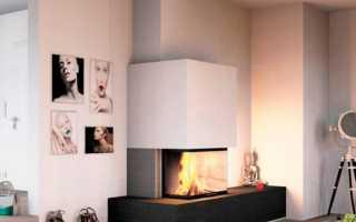 Как выбрать электрический камин для квартиры
