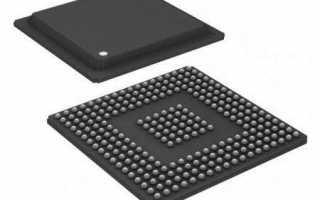 Типы корпусов процессоров