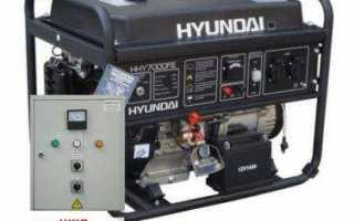 Бензогенератор с автоматическим запуском при отключении электроэнергии