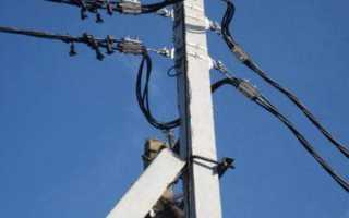 Железобетонные (жб) опоры лэп и столбы: основные разновидности, установка, монтаж