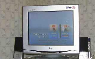 Делаем телевизор из монитора: приставка с vga-выходом и другие способы