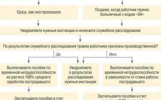 Классификация несчастных случаев на производстве: определение и виды происшествий