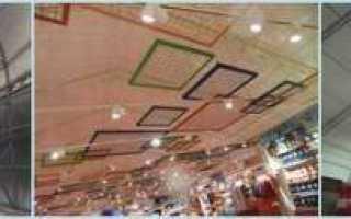 Светильники для склада и ангаров: светодиодные, линейные, пожаробезопасные, энергосберегающие