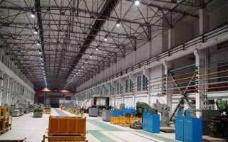 Освещение складов — нормы, методики, требования
