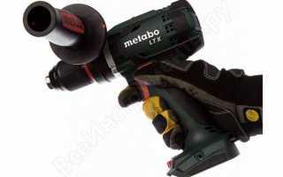Metabo bs 18 ltx impuls