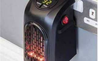 Обзор портативного обогревателя rovus handy heater