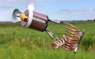 Источником энергии может быть магнитный хранитель