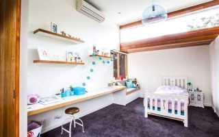 Освещение в детской комнате: как сделать правильно