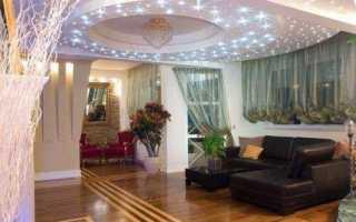 Электрика по полу в квартире