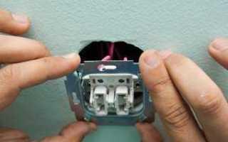 Как из выключателя сделать розетку