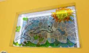 Светодиодная подсветка витрин: технология, особенности, монтаж