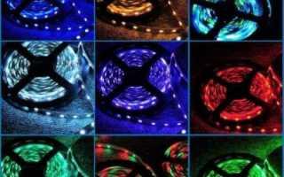 Как выбрать светодиодную ленту с датчиком движения